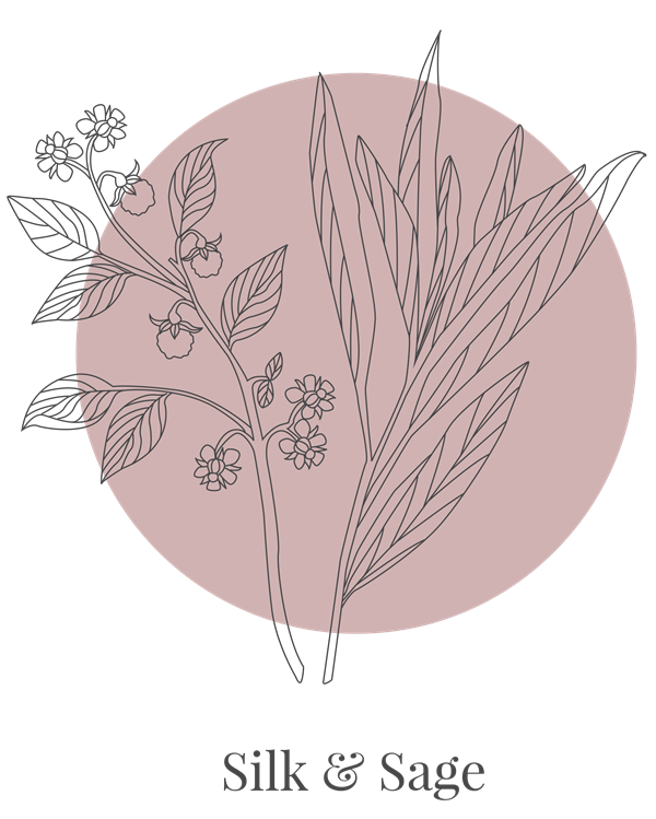 Silk and Sage brand
